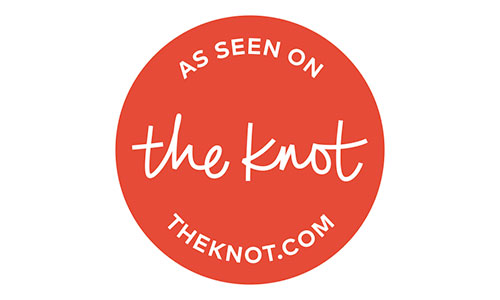 As seen on the knot icon