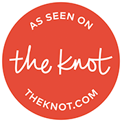 As seen on theknot.com icon